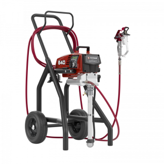 titan 640i hi boy airless sprayer